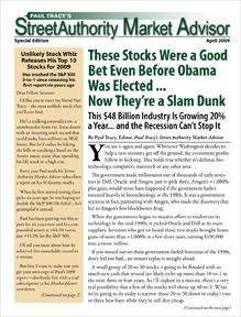 Market Advisor Issuelog Cover